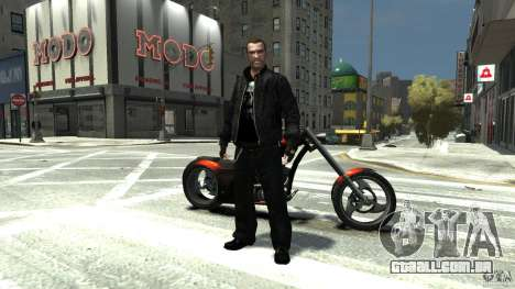 Metal Clothes FULL Pack v1 para GTA 4 terceira tela