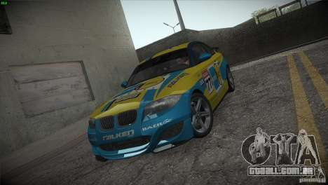 BMW 135i Coupe Road Edition para GTA San Andreas