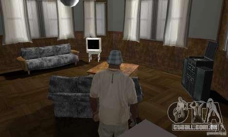 Novos esconderijos interiores para GTA San Andreas décima primeira imagem de tela
