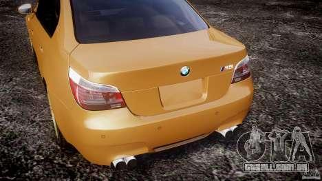 BMW M5 E60 2009 para GTA 4