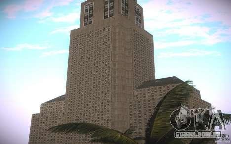 Meria HD para GTA San Andreas sexta tela