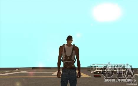 Pára-quedas para GTA San Andreas segunda tela
