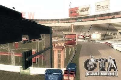 Hazyview para GTA San Andreas