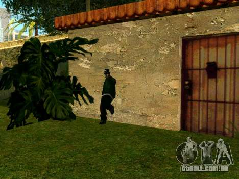 Amigos do CJ no Grove para GTA San Andreas