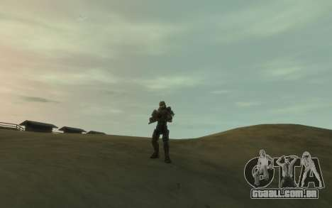 Halo 4 Master Chief para GTA 4 quinto tela