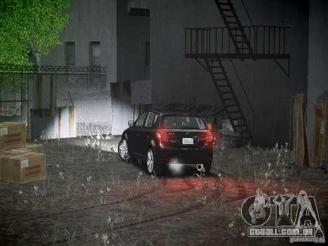Kia Ceed para GTA 4 vista superior