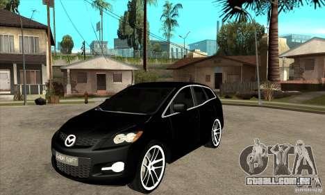 Mazda CX-7 para GTA San Andreas