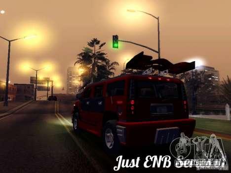 ENBSeries v1 para GTA San Andreas