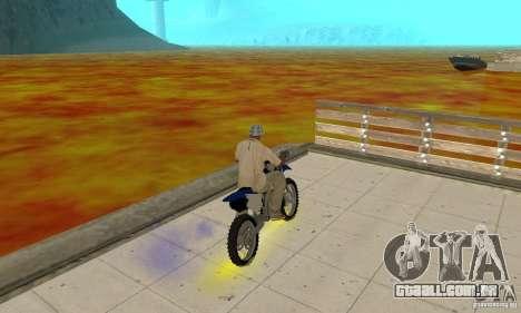 SpecDefekty para GTA San Andreas oitavo tela