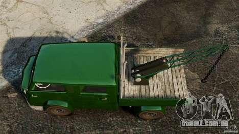 Tempo Matador 1952 para GTA 4 vista direita