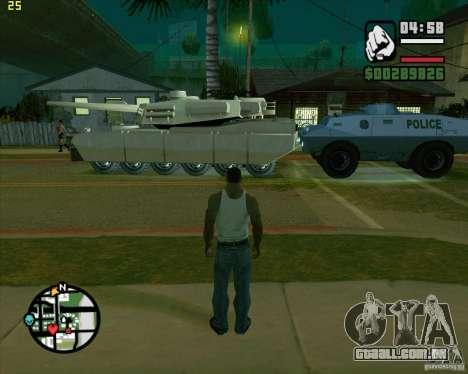 comemoração de 9 de maio para GTA San Andreas segunda tela