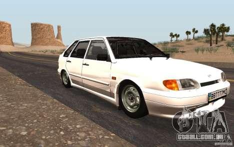 ENBSeries para PC fraco para GTA San Andreas