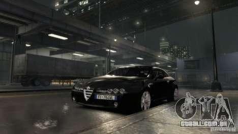 Alfa Romeo Brera Italia Independent 2009 v1.1 para GTA 4 rodas