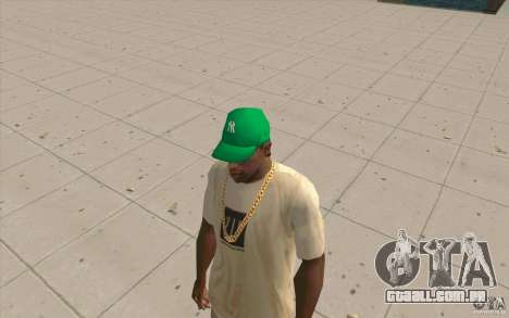 Newyorkyankiys tampa verde para GTA San Andreas