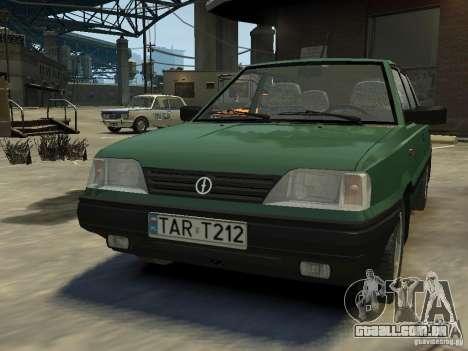 FSO Polonez para GTA 4 esquerda vista