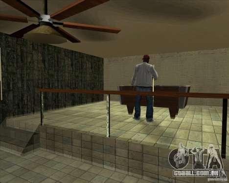 Novas amostras de Lil taverna para GTA San Andreas