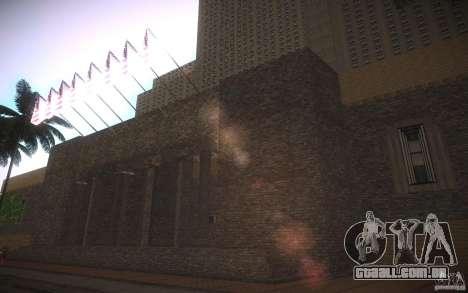 Meria HD para GTA San Andreas segunda tela