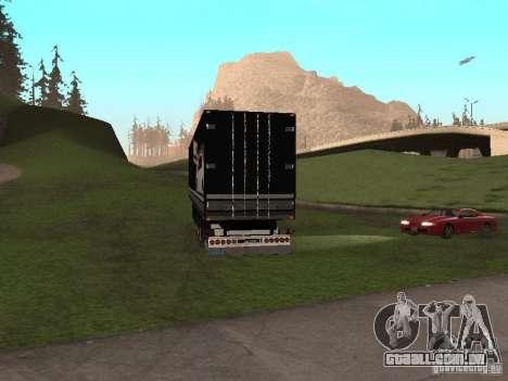 Novo trailer para GTA San Andreas vista interior