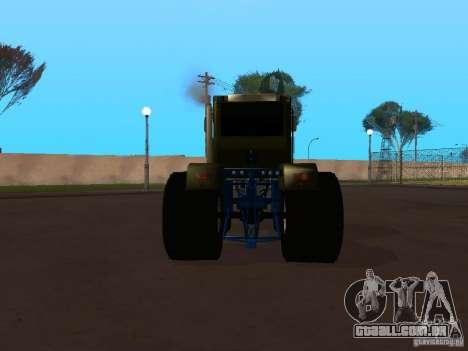 JTA 220 para GTA San Andreas traseira esquerda vista