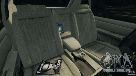 Ford Mustang GT 1993 v1.1 para GTA 4 vista interior