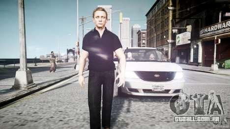 Pele de James Bond para GTA 4