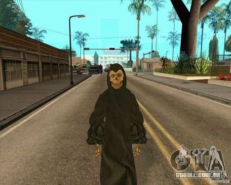 Morte para GTA San Andreas