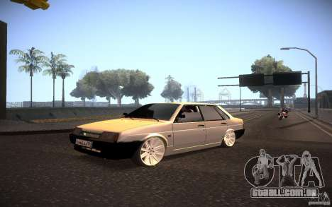 VAZ 21099 LifeStyle Tuning para GTA San Andreas