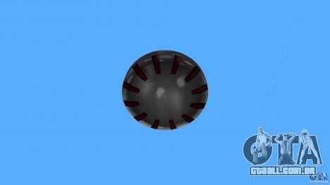 Ultimate Flying Object para GTA Vice City vista interior