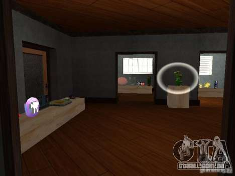 GTA Museum para GTA San Andreas quinto tela