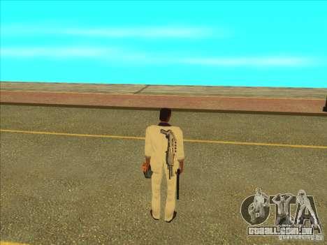 Lance para GTA San Andreas segunda tela