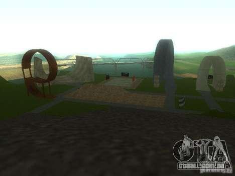 Ekstrimalov Park para GTA San Andreas segunda tela