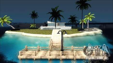 Diegoforfuns Modern House para GTA San Andreas segunda tela