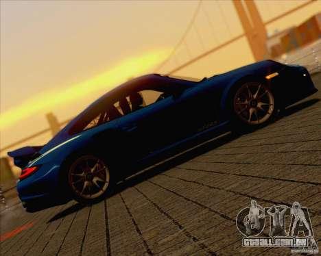 SA_NGGE ENBSeries v 1.1 para GTA San Andreas por diante tela