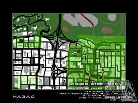 Predador para GTA San Andreas por diante tela