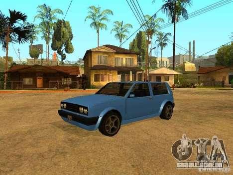 Spawn de carros para GTA San Andreas sétima tela