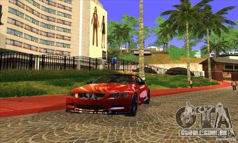 Tropick ENBSeries por Jack_EVO para GTA San Andreas segunda tela
