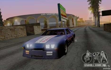 SA Illusion-S SA:MP Edition V2.0 para GTA San Andreas por diante tela