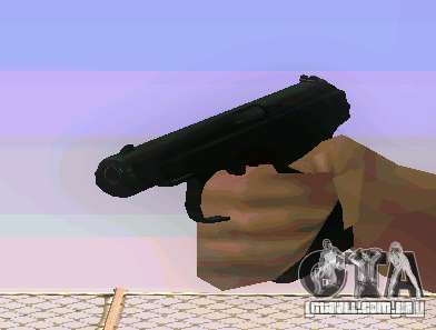 Weapon Pack v 5.0 para GTA San Andreas terceira tela