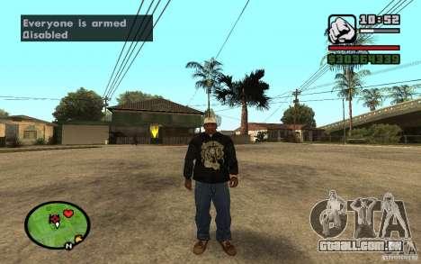 CAMZum beta disponível a partir do GTA 5 para GTA San Andreas quinto tela