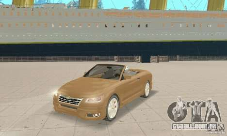 Chrysler Cabrio para GTA San Andreas