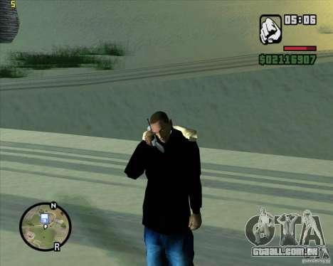 Ambulância para GTA San Andreas segunda tela