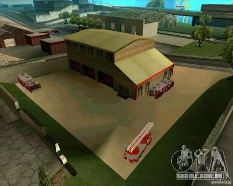 Veículos estacionados v 2.0 para GTA San Andreas