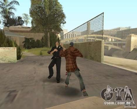 Vadios loucos para GTA San Andreas terceira tela