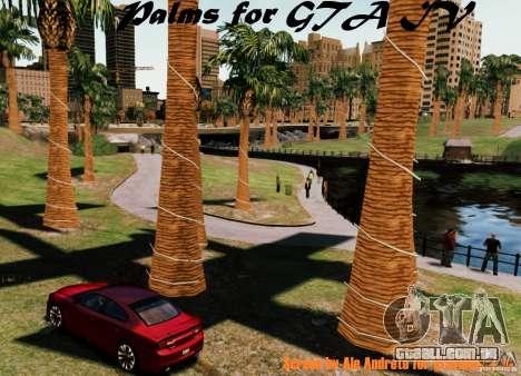 Palmas para GTA IV para GTA 4