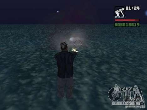 New Realistic Effects para GTA San Andreas sétima tela