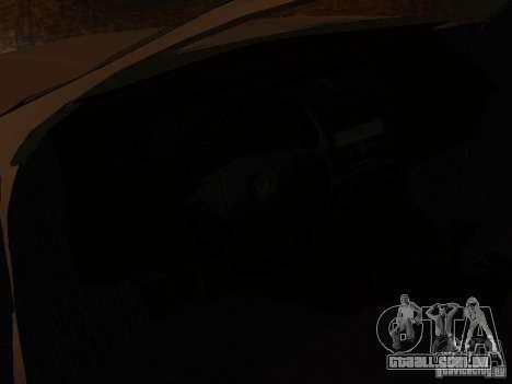 Skoda Octavia para as rodas de GTA San Andreas