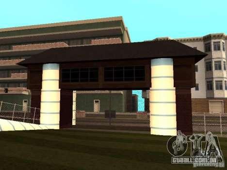 Villa em San Fierro para GTA San Andreas terceira tela
