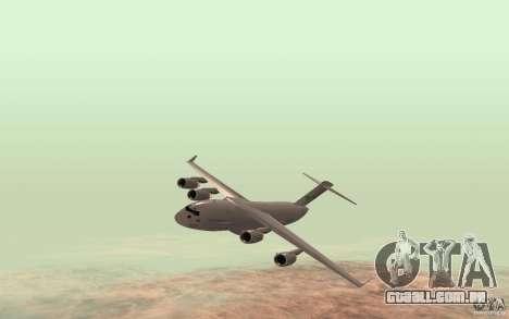 C-17 Globemaster III para GTA San Andreas