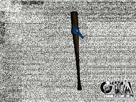 Bits com uma faixa azul para GTA San Andreas