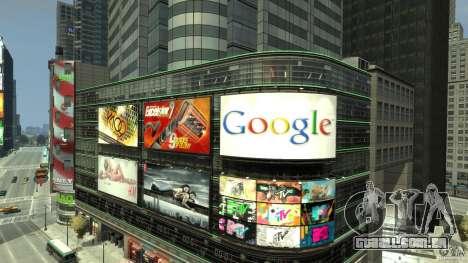 Time Square Mod para GTA 4 sétima tela